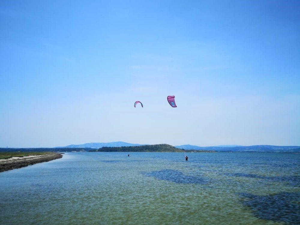 Kitesurf La Nautique