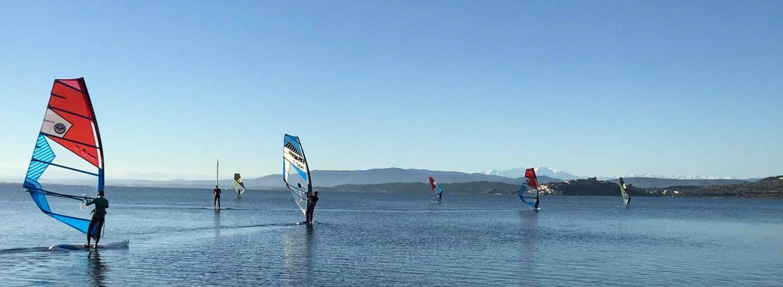 Activité nautique Narbonne planche à voile